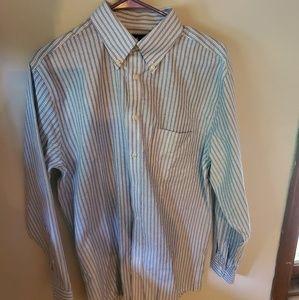 Stafford wrinkle free dress shirt regular fit
